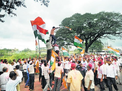 Sriramulu owns up defeat