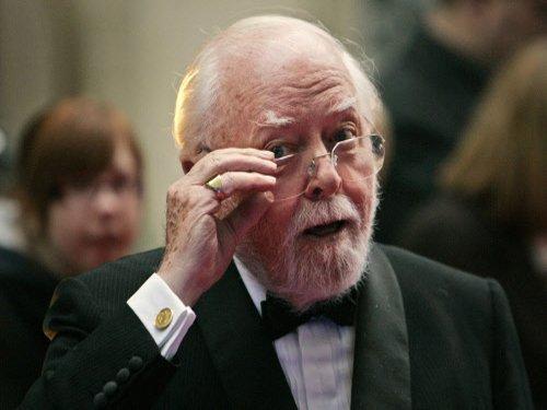 Richard Attenborough dies at 90