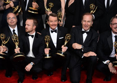 'Breaking Bad' sweeps 66th Emmy Awards