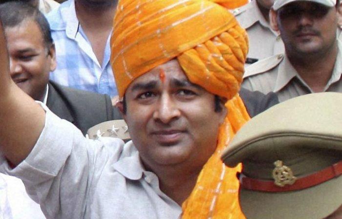 Z security for riot accused BJP MLA, Opp slams Govt