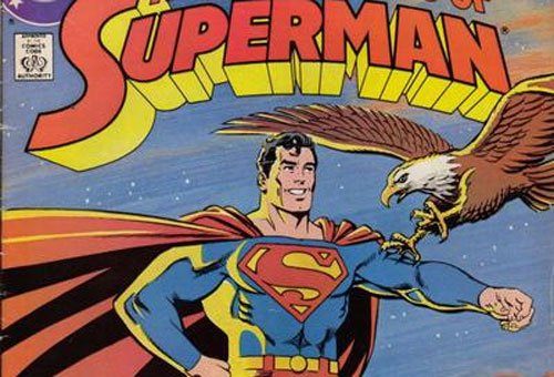 Rare copy of 1st Superman comic book fetches USD 3.2 million