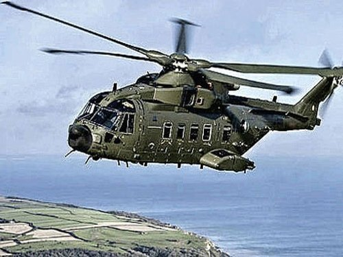 Finmeccanica banned from defence deals