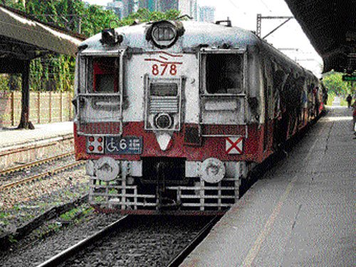 Commuter rail project hit by 'funds constraint'