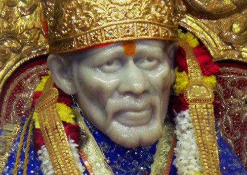 Sai Baba idol removed from Valsad temple