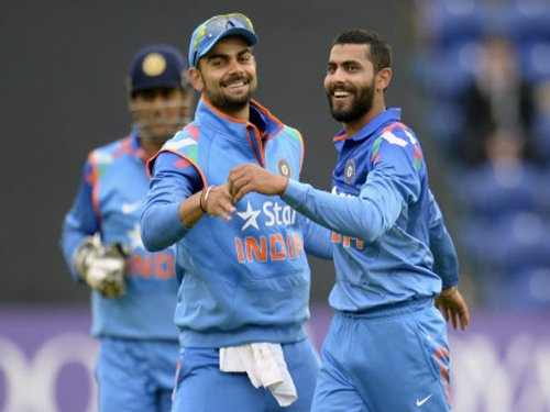 India beat England by 133 runs in 2nd ODI