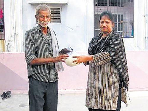 Rice Bucket, desi version of Ice Bucket, goes viral