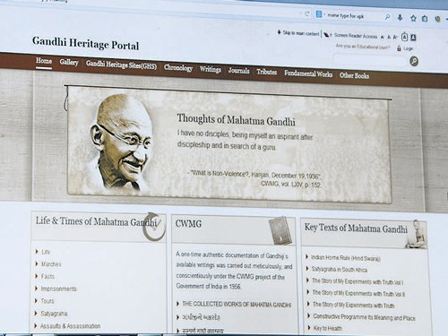Soon, app on the Mahatma
