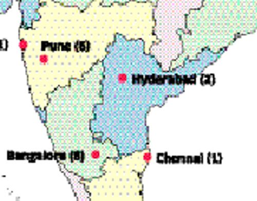 Bangalore ahead of other cities in supercomp race