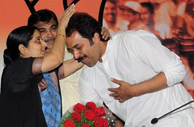 HJC snaps ties with BJP, to join hands with Venod Sharma
