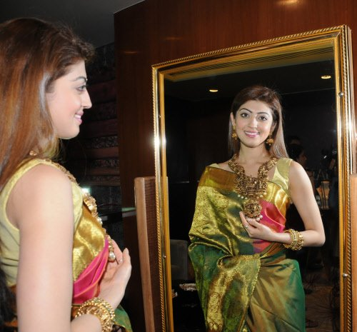 Never imagined I'd be successful in cinema: Pranitha