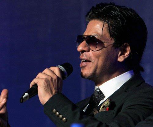 SRK is Interpol ambassador