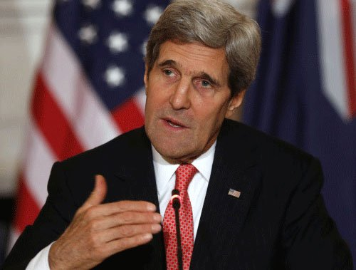 Threat of ISIS demands a global coalition: Kerry