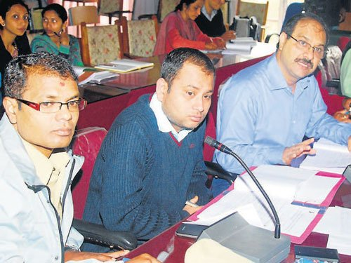 Eviction of encroached land will continue: DC