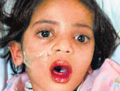 Unable to foot hospital bills, family shifts Mariam back to house