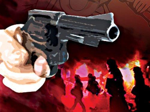 Businessman gunned down