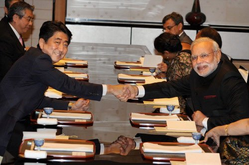 India, Japan set to intensify defence cooperation