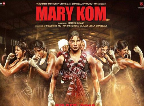 Did not imitate Mary Kom, just showed her spirit: Priyanka