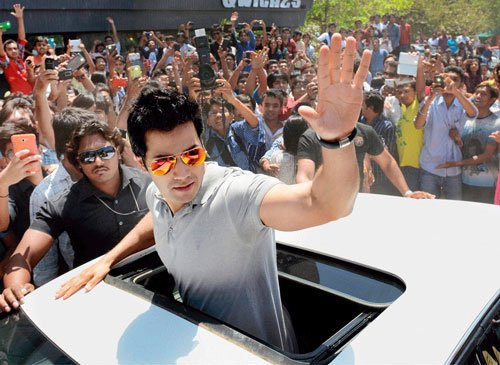 'ABCD 2' an ode to Indian dancers: Varun