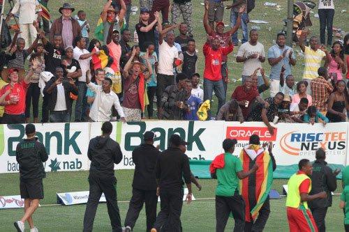 Zimbabwe end 31-year wait, score second win over Aus