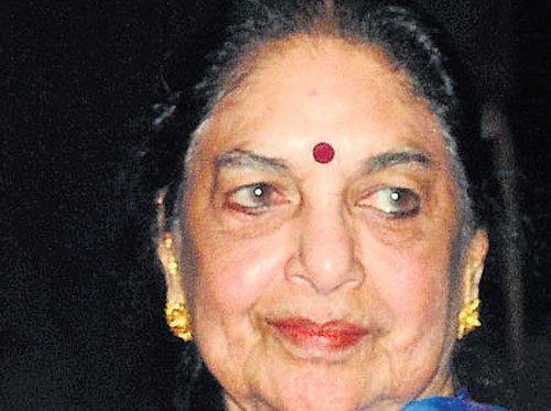 Kathak danseuse  Maya Rao no more