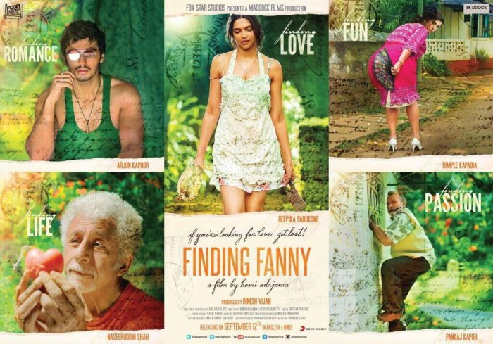 'Haider', 'Finding Fanny' to screen at Busan film fest
