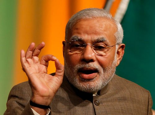 Teaching is a way of life: Modi