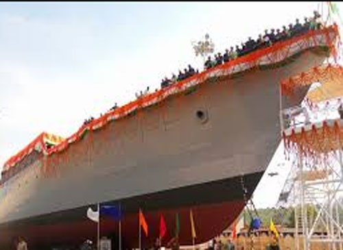 Navy's largest patrolling vessel INS Sumitra commissioned