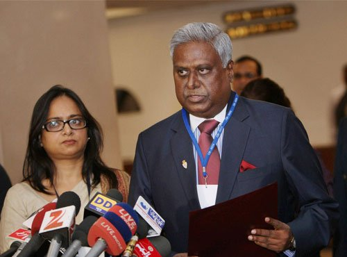 Ready to recuse from coal scam probe, says Sinha