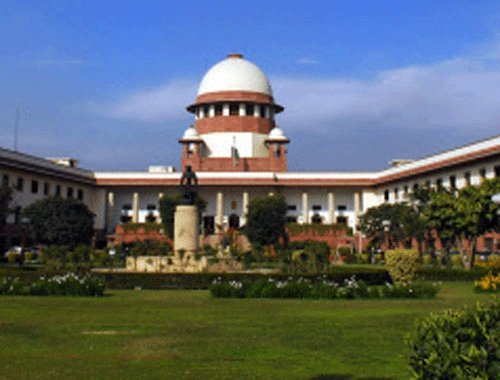 Release undertrials who have served half their term: SC