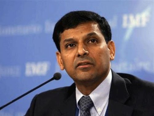 Slow governance responsible for decline in growth: Rajan