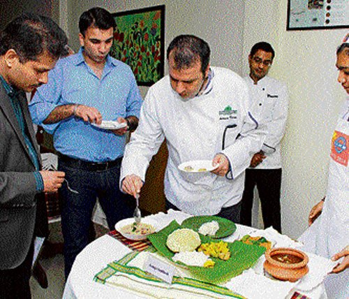 Young Chef contest brings out culinary best in students