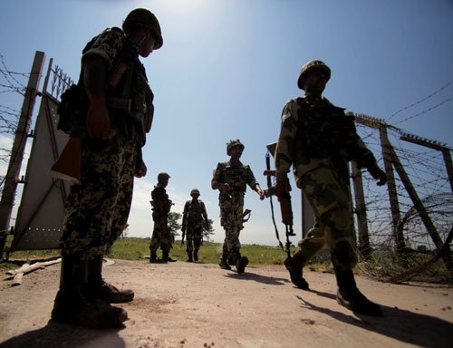 17 CRPF personnel suspended for inaction