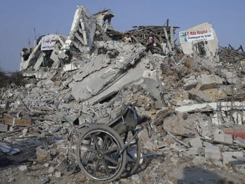 Long-term truce with Hamas impossible: Israel