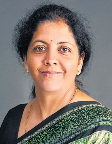 India will soon have a new IPR policy, says Sitharaman