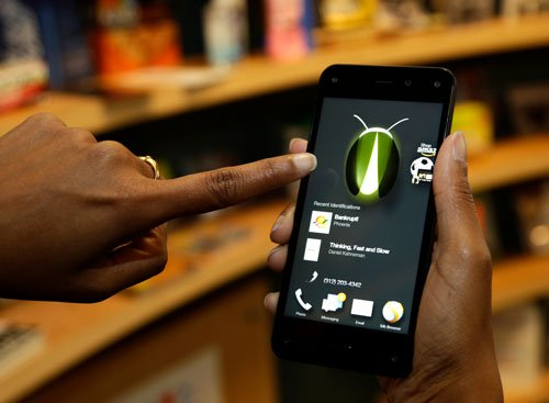 Amazon slashes Fire Phone price to from $ 198 to 99 cents