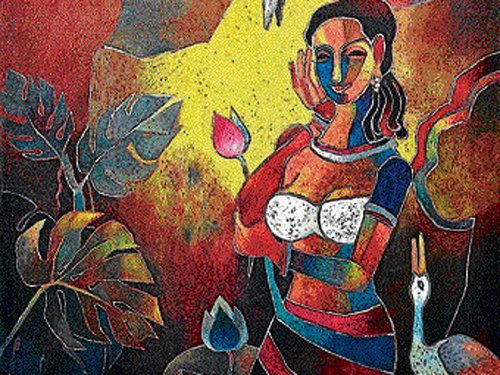 Tribute to a doyen of Indian contemporary art