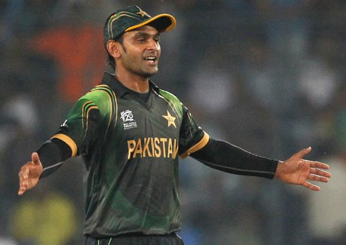 Hafeez wanted Razzaq for CLT20 but PCB refused: source