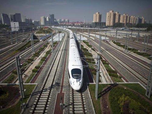 1st high speed train on Delhi-Agra section in November