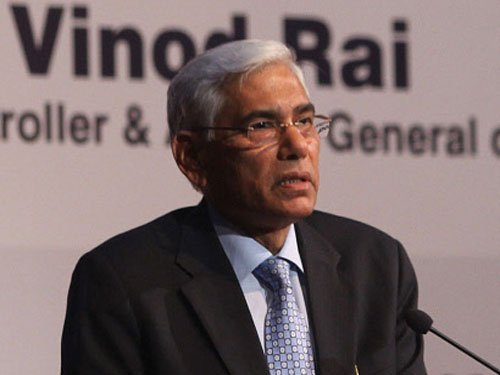 UPA erred by letting Kalmadi control CWG: ex-CAG