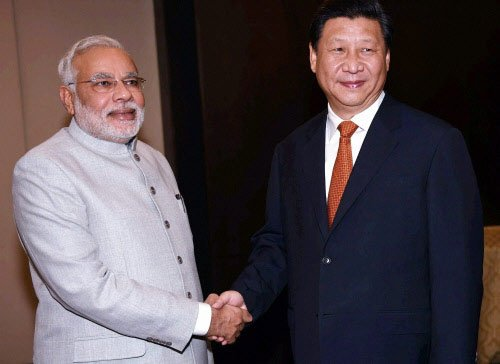 Ahmedabad scrubbed clean for Modi, Xi visit