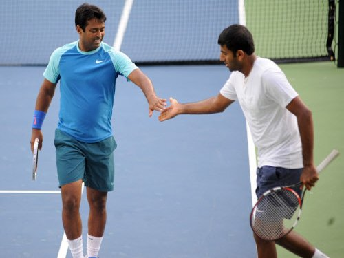 Bopanna is open to playing with Paes at Rio