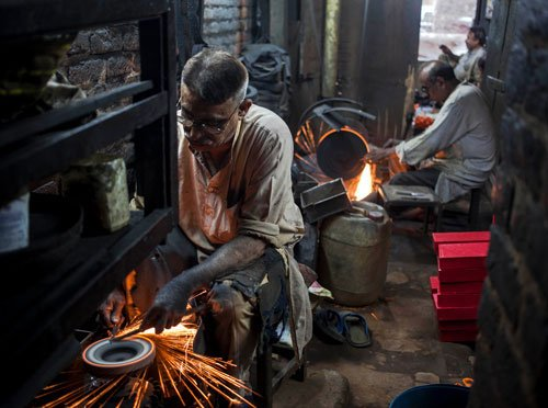 Recovery hopes recede as IIP growth slips to 0.5% in July