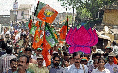 Guj by-polls:BJP wins Vadodara LS seat by over 3.29 lakh votes