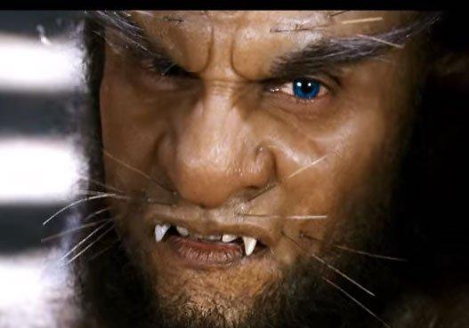 Vikram stuns his fans in werewolf getup