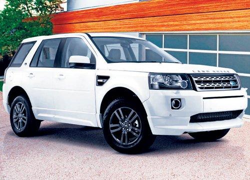 Land Rover introduces Freelander 2 Sterling edition