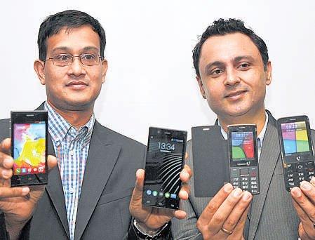 Videocon launches new smartphone range