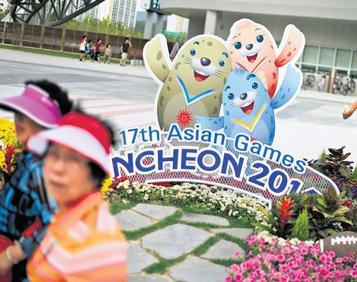 Incheon ready to welcome Asia