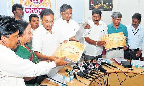 To avoid controversy, no passes this Yuva Dasara