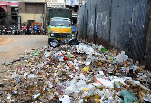 City needs smart waste management systems | Deccan Herald