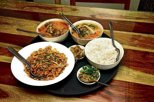 Relish the varied flavours of rice